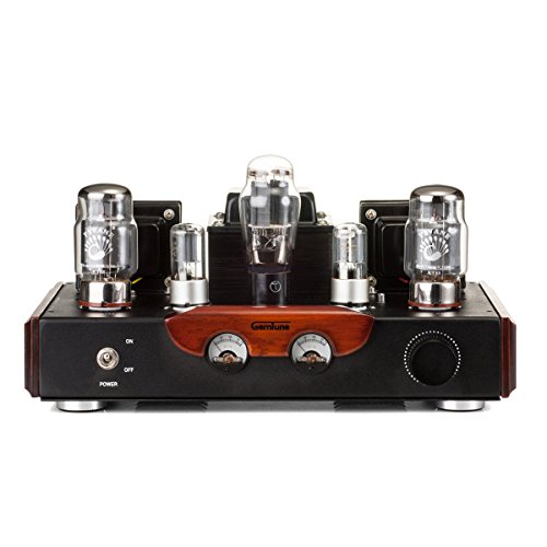 GemTune GS-02 KT88 vacummTube Amplifier with KT88*2, 6N8P*2, 5Z3P*1 Gemtune