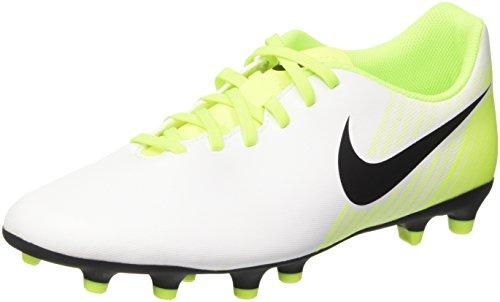 Nike Heren Magista Ola Ii Fg Voetbalplaatje Wit / Zwart / Volt / Wolg Grijs