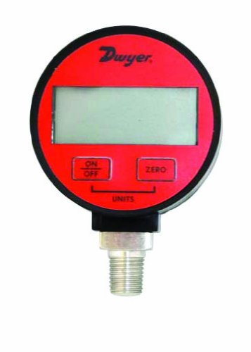 Series Digital Pressure Gauge - 6