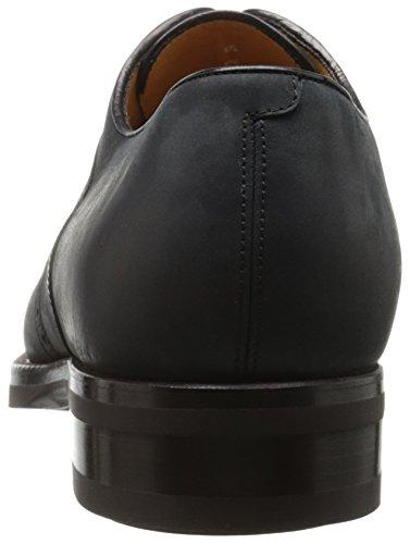 A.testoni Mens M47282msm Oxford Black
