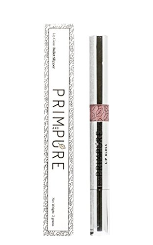 Natural Organic Lip Gloss , Prim and Pure, Best Brand for Ki