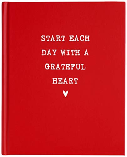 Fitlosophy Fitspiration 'Grateful Heart' 16 Week Fitness and Gratitude Journal, 8