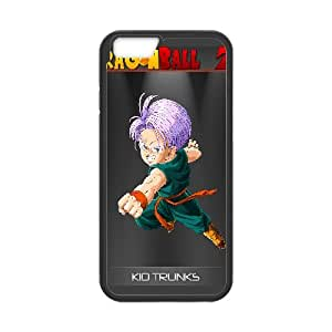 Kid Trunks Dragon Ball Z Anime iPhone 6 4.7 Inch Cell Phone Case Black PQN6053055366892