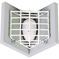 Safety Technology International, Inc. STI-9618 Motion Detector Damage Stopper, Corner Mount, Protective Coated Steel Wire Guard