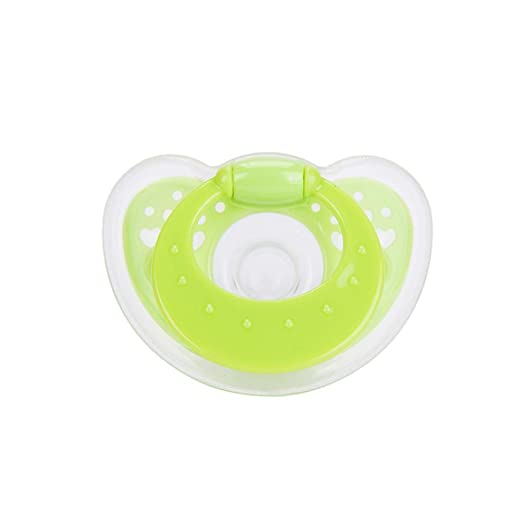 NaiCasy Diseño clásico Infantil pezón de Silicona Duradera ...