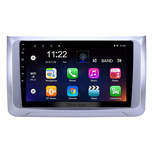 10.1 inch Android 8.1 GPS Navigation Radio for Great Wall Haval H6 2016-2019 with Bluetooth HD Touchscreen WiFi Music