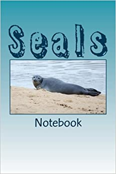 Seals: 150 page lined notebook