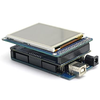 "TFT LCD Shield For Arduino Mega2560 R3 SainSmart 3.2/"" TFT LCD Display"