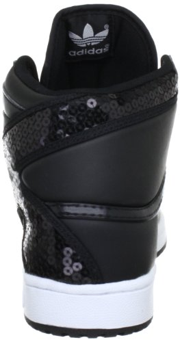 Adidas Schwarz Originals Decade black Negro Zapatillas Mujer black1 De Og Cuero W 77Hxr6z