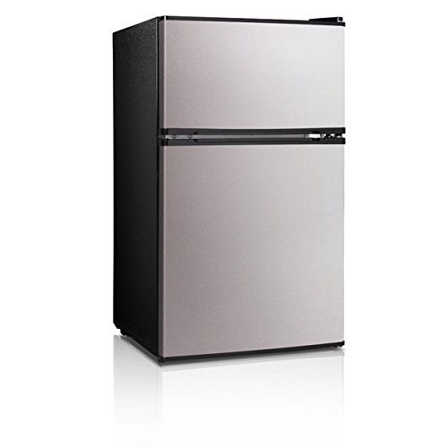 midea-31-cu-ft-double-door-compact-refrigerator-freezer