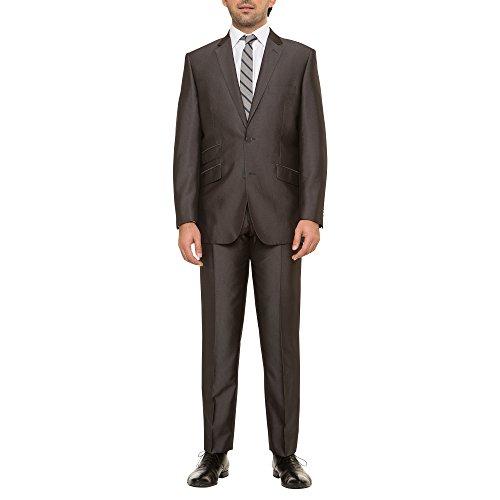 English Laundry Slim Fit Gray Diamond Suit Separates Jacket Gray Diamond 42 (Shoes Seersucker Suit)