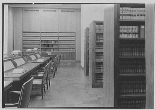 HistoricalFindings Photo: US Courthouse,Post Office,9th & Chestnut Street,Philadelphia,Pennsylvania,PA,22 Bookcase Pennsylvania House