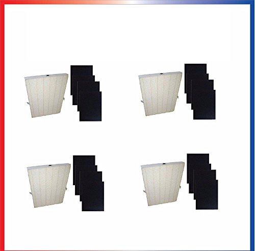 Heating, Cooling & Air 4pk True HEPA Plus 4 Replacement Filter for Winix 115115 5300 5500 6300 Size 21