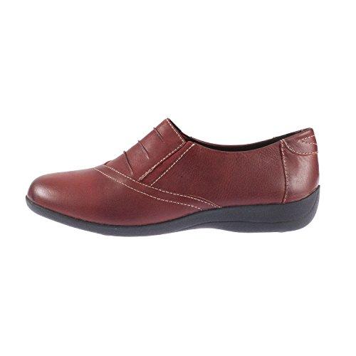 Padders Femmes Vallée Casual Slip On Shoe (53/12) Vin