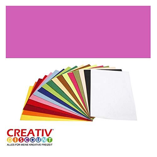 Creative Discount Filzplatte 37,5x50cm 1 St Dunkelblau