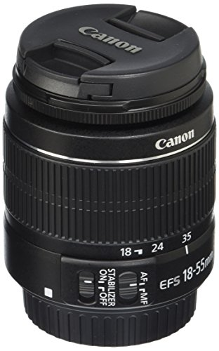 Canon EF-S 18-55mm f/3.5-5.6 IS II SLR Lens from Canon