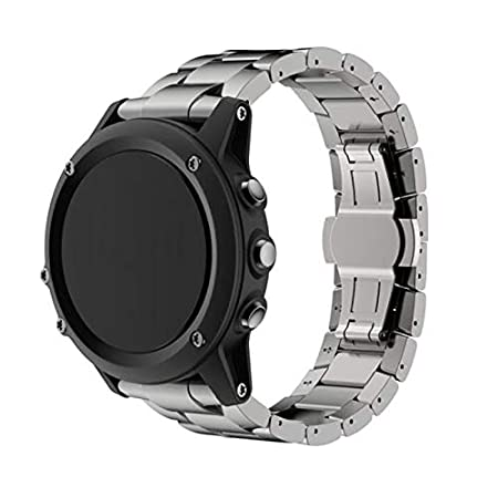 Amazon.com: Autumn Water 2018 Fashion Watch Band Luxury Brand Metal Titanium Steel Bracelet Wrist Strap Smart Watch Band: Kitchen & Dining