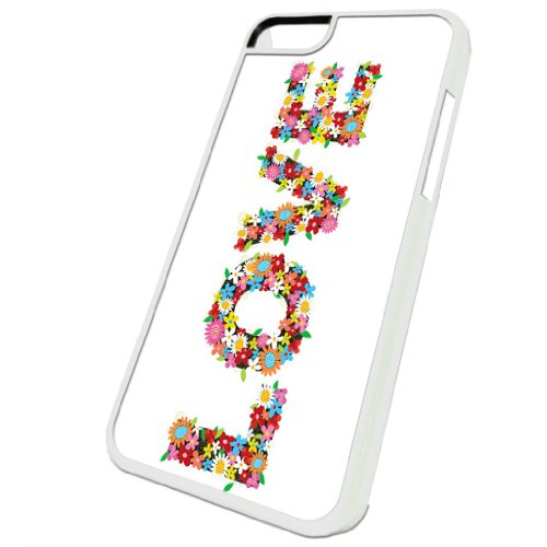 Love Flower Power - iPhone 5c Glossy White Case