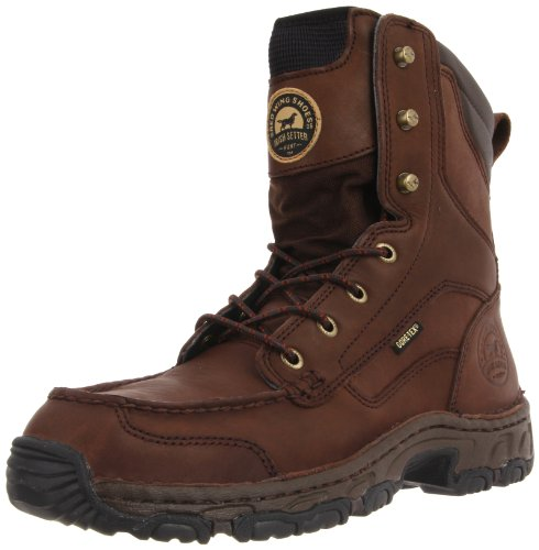Irish Setter Men's 801 Havoc Waterproof 9' Upland Hunting Boot,Brown,12 D US