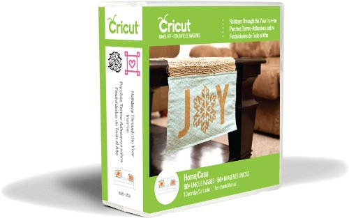 Cricut Holidays Through The Year Iron-on Cartridge by Cricut