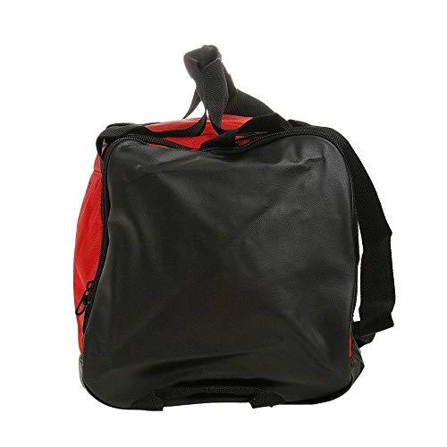 De S university Hombre Red Brsla Nk Duff Rojo Nike Bolsa Black White Deporte SgqfCxT