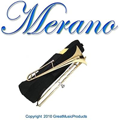 new-merano-b-flat-gold-slide-trombone
