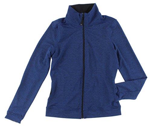 prAna Randa Full-Zip Sweatshirt - Women's Blue Twilight Diam