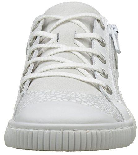 Pataugas Bisk/Po - Botas Niñas Blanc (Blanc)
