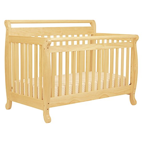 DaVinci Emily 4-in-1 Convertible Crib in Natural Finish