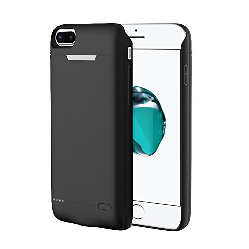 Cheap Charger Cases iPhone 6/6s/7 Smartphone Battery Case, 5500mAh Portable Charging Power Case, Lightweight Protective..