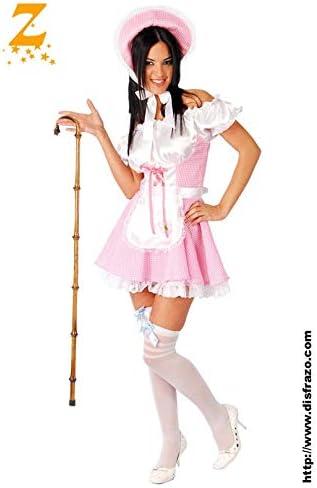 Disfraz Campesina Sexy Adulta: Amazon.es: Juguetes y juegos