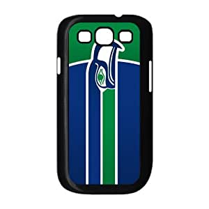 Cutstomize Seattle Seahawks NFL Back Cover Case for SamSung Galaxy S3 I9300 JNS3-1195