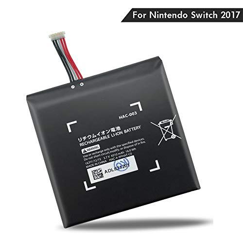 Bateria Hac-003 Para Nintendo Switch 2017 3.7v 4310mah