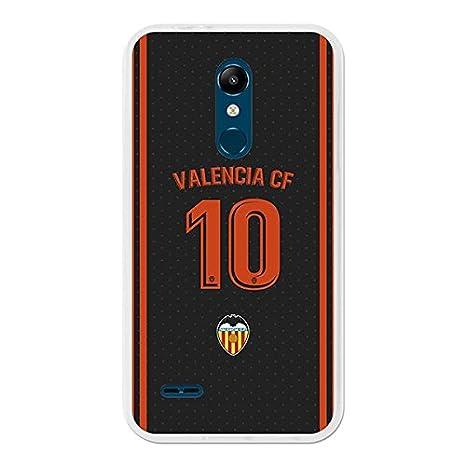 Valencia Carcasa Oficial Camiseta Tercera Equipación C.F. LG ...
