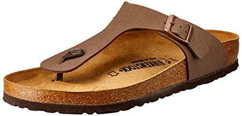 Birkenstock Boston Smooth Leather Regular Mocca Size EU 42 - US L11 M9