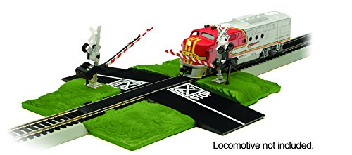 Bachmann Trains Snap - Fit E - Z Track Crossing Gate â€