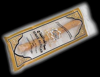 Price comparison product image Sewak Al-Falah: Miswak (Traditional Natural Toothbrush) (10 Pack)