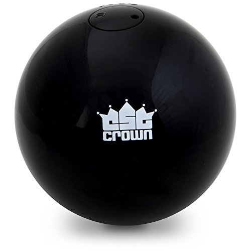 7.26kg (16lbs) Shot Put, Cast Iron Weight Shot Ball - Great for Outdoor Track & Field Competitions, Practice, & Training by Crown Sporting Goods from Crown Sporting Goods