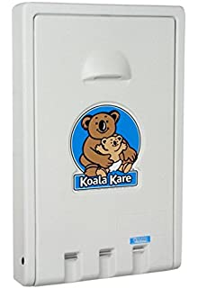 Amazoncom Koala Kare KB Horizontal Wall Mounted Baby Changing - Koala care changing table