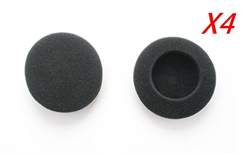 Zotech 4 Pairs 2.5'' (60mm) Replacement Foam Pad Ear for sale  Delivered anywhere in USA