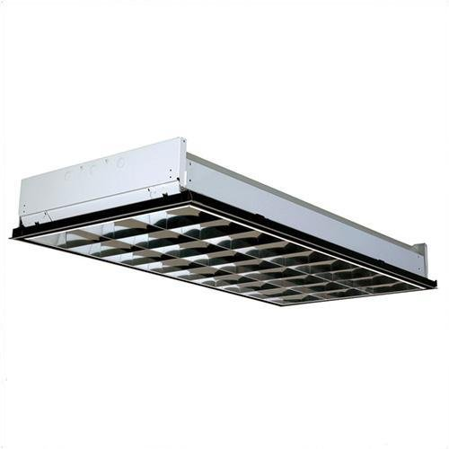 Lithonia Lighting - PT3LW MV - 2x4 Lay-In 18 Cell 3 Lamp Par