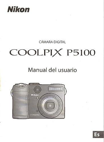 nikon coolpix p5100 user guide user manual guide u2022 rh userguidedirect today Nikon Coolpix L18 Digital Camera Nikon Coolpix L340