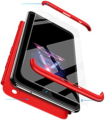 xinyunew Funda Oneplus 5T/1+5T,360 Grados Protección Case + ...