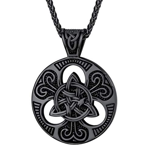 U7 Celtic Cross Necklace Ancient Norse...