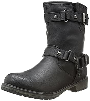 skechers amazon boot boots motorcycle shoes womens