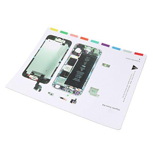 iphone 5 screw chart - 9