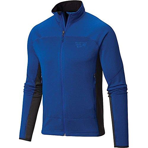 Mountain Hardwear Desna Grid Jacket - Men's Phoenix Blue Small