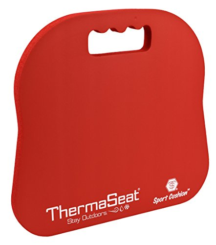 Northeast Products Therm-A-SEAT Sport Cushion Stadium Seat Pad, Red