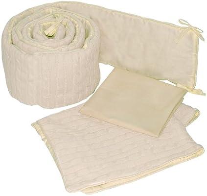 Amazon.com: Los renacuajos cable Knit Portable sábanas para ...