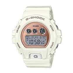 Casio GMDS6900MC-7 G-Shock Women's S Series Watch White 46mm Resin
